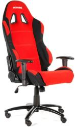 akracing prime gaming chair red black photo