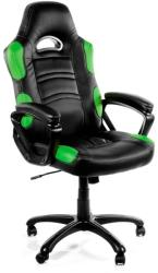 arozzi enzo gaming chair green photo