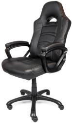 arozzi enzo gaming chair black photo