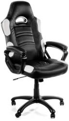 arozzi enzo gaming chair white photo