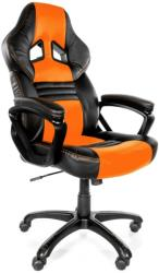 arozzi monza gaming chair orange photo