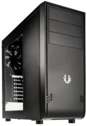 case bitfenix comrade midi tower black window photo