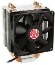 raijintek aidos black heatpipe cpu cooler pwm 92mm photo