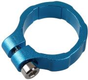 lamptron 16mm tubing clamp blue photo