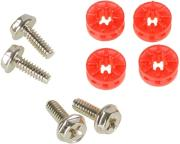 lamptron hdd rubber screws pro red photo