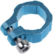 lamptron 10mm tubing clamp blue photo