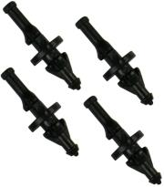 lamptron rubber bolts black photo