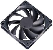 akasa ak 181bkt c 80mm fan with thermal sensor black photo
