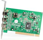 startech 4 port pci 1394a firewire adapter card with digital video editing kit photo