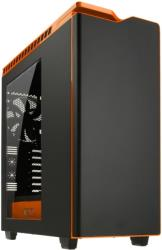 case nzxt h440 midi tower black orange photo