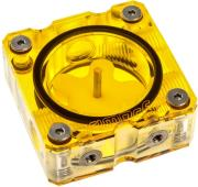primochill vortex flow indicator clear yellow photo