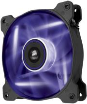 corsair air series sp120 led purple high static pressure 120mm fan single pack photo