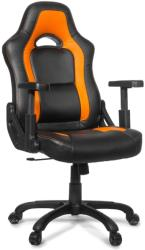 arozzi mugello gaming chair orange photo