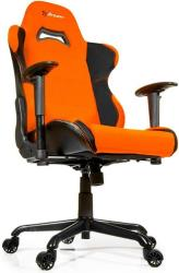 arozzi torretta xl fabric gaming chair orange photo