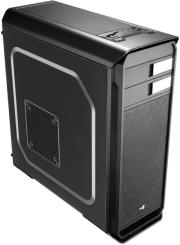 case aerocool 500 midi tower black photo