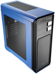 case aerocool 800 midi tower blue photo