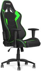 akracing octane gaming chair green photo