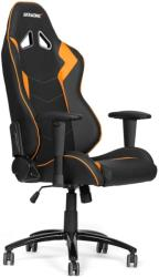akracing octane gaming chair orange photo