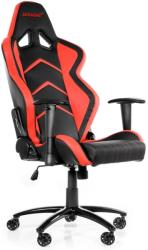 akracing player gaming chair black red photo