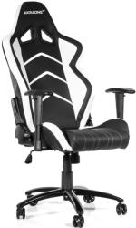 AKRACING PLAYER GAMING CHAIR BLACK/WHITE gadgets   παιχνίδια   gaming chairs