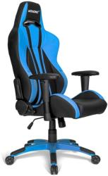 akracing premium plus gaming chair blue photo