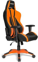 akracing premium plus gaming chair orange photo