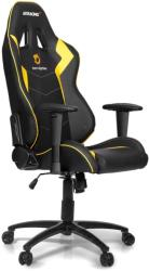 akracing team dignitas edition gaming chair max yellow photo
