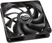 alpenfoehn wing boost 2 pure plus 120mm pwm fan black photo