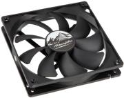 alpenfoehn basic 140 fan 140mm black photo