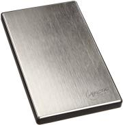arctic 25 hdd enclosure usb 30 silver photo
