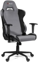 arozzi torretta xl fabric gaming chair grey photo
