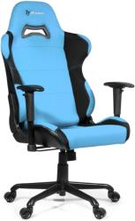 arozzi torretta xl fabric gaming chair light blue photo