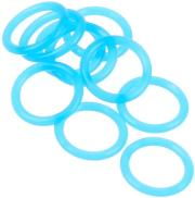 bitspower o ring set for g1 4 inch 10 pieces uv blue photo