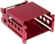 lian li ex h24x 2x sata hot swap module red photo