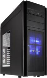 case silverstone sst kl05b w kublai midi tower black window photo