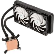 silverstone sst td02 e tundra complete watercooling 240mm photo