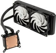 silverstone sst td02 lite tundra complete watercooling 240mm photo