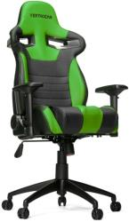 vertagear racing series sl4000 gaming chair black green photo