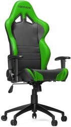 vertagear racing series sl2000 gaming chair black green photo