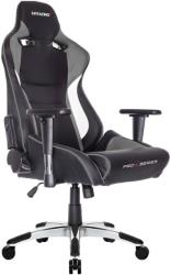 akracing prox gaming chair grey photo