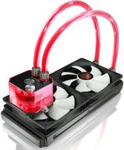raijintek triton complete watercooling 280mm red photo
