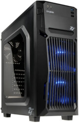 case zalman z1 neo atx mid tower black photo