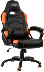 NITRO CONCEPTS C80 COMFORT GAMING CHAIR BLACK/ORANGE gadgets   παιχνίδια   gaming chairs