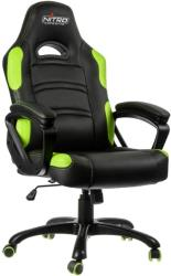 nitro concepts c80 comfort gaming chair black gree photo