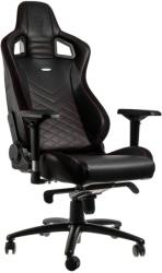 noblechairs epic gaming chair black red photo