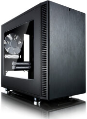 case fractal design define nano s black window photo
