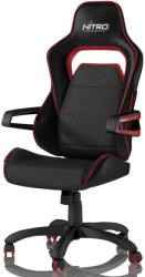 nitro concepts e220 evo gaming chair black red photo
