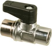 aqua computer ball valve internal thread g 1 8 without fittings photo