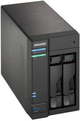 asustor as5102t profi 2 bay nas server business photo