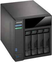 asustor as6104t profi 4 bay nas server home photo